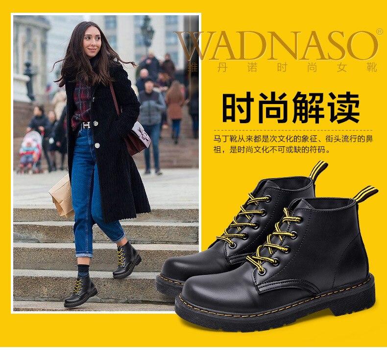 Fashion : 2018 New Women Boot Fashion Women Ankle Boots