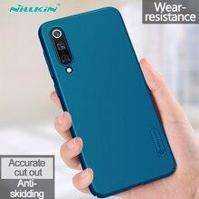 For Xiaomi Mi9 Mi 9 Se Case NILLKIN Super Frosted Shield Hard Plastic Phone Cases Fundas Back Covers
