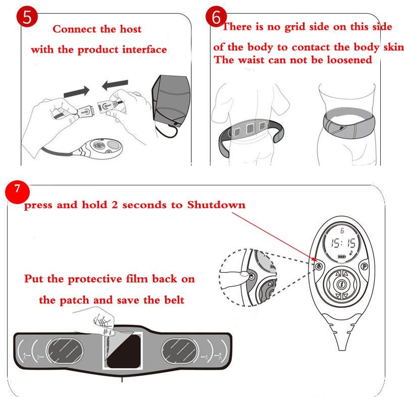 belt use method 02