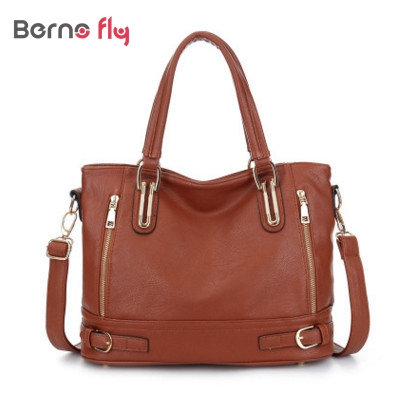 2017 New Arrival Luxury Genuine Leather Handbag Women Vintage Tote Cow leather S