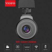 Mini VIOFO WR1 Super Capacitor IMX323 Sensor Wifi HD 1080P 30fps Car Dash Camera DVR Recorder