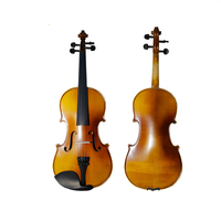 Handmade Size 4/4 Natural Violin Basswood Steel String Arbor Bow With Case Mute Bow Strings 4 String Light violin TL001 3A