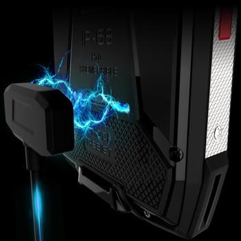 Купить 100% оригинальный магнитный кабель для CONQUEST S6/S8/S9/S11/S12 Быстрая зарядка для прочного смартфона USB Магнитный зарядный кабель