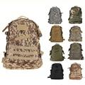 Hombres 40L 3D Molle Militar Mochila de Nylon de Hombro Bolsa de Viaje Mochila De Senderismo Trave 11 Colores; Paquete militar al aire libre