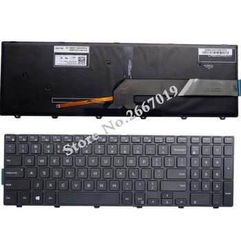 Nueva funda trasera LCD para ordenador portátil para DELL inspiron 15-5000  5565 5567 cubierta