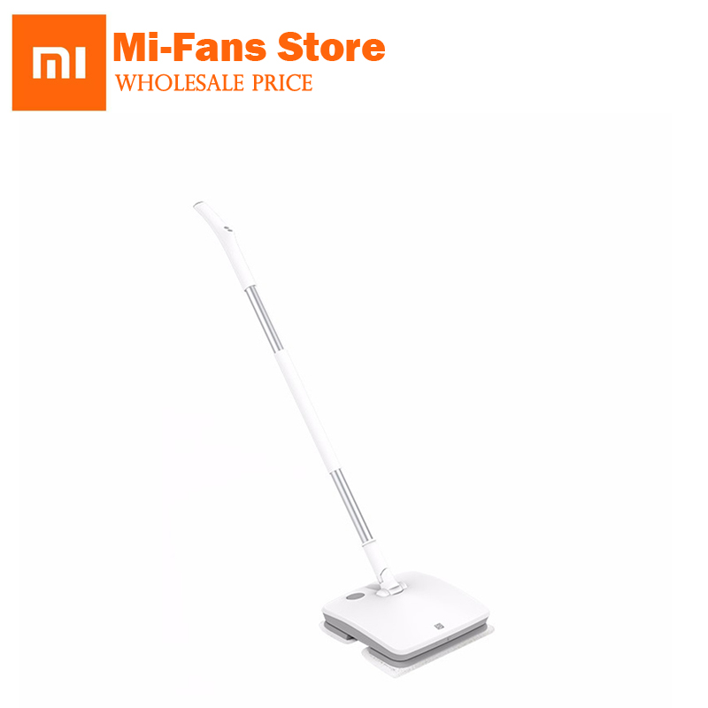 xiaomi swdk wireless handheld electric mop wiper floor washers built in 2000mah battery with. Black Bedroom Furniture Sets. Home Design Ideas