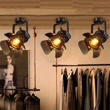 Thrisdar Ретро промышленный светодиодный светильник американский