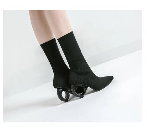sale on socking heels
