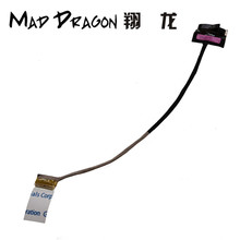 MAD DRAGON Brand laptop new EDP LVDS Lcd Cable for Clevo N240 N240LU 6-43-N2401-011-1N 30PIN LCD EDP CABLE brand new laptop lcd lvds cable for fujitsu lifebook ah530 a530 ddfh2alc010