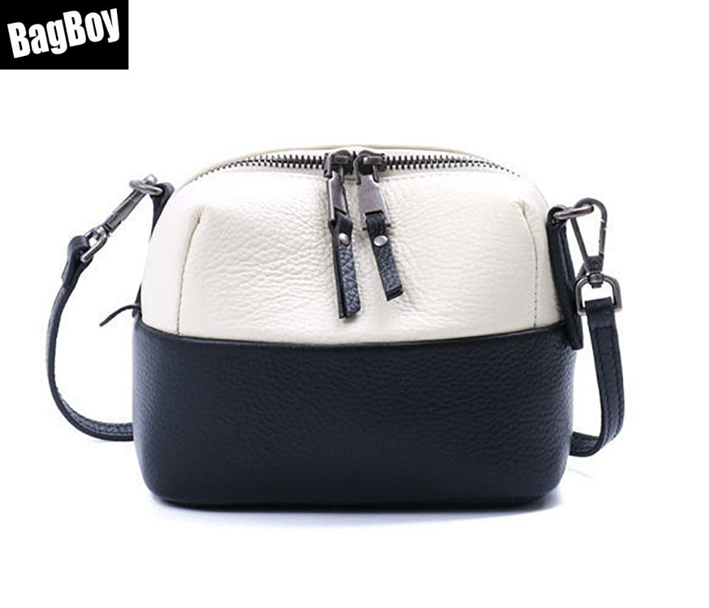 BagBoy 100% Genuine Leather Leisure Fashion Messenger Bag,Luxury Ladies Mini Shoulder Bag 2019,Leather Crossbody Bag For WomenBagBoy 100% Genuine Leather Leisure Fashion Messenger Bag,Luxury Ladies Mini Shoulder Bag 2019,Leather Crossbody Bag For Women