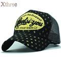 Xthree NEW summer Baseball Cap Snapback hat sun cap Casual Hat for women Leisure casquette peaked cap wholesale