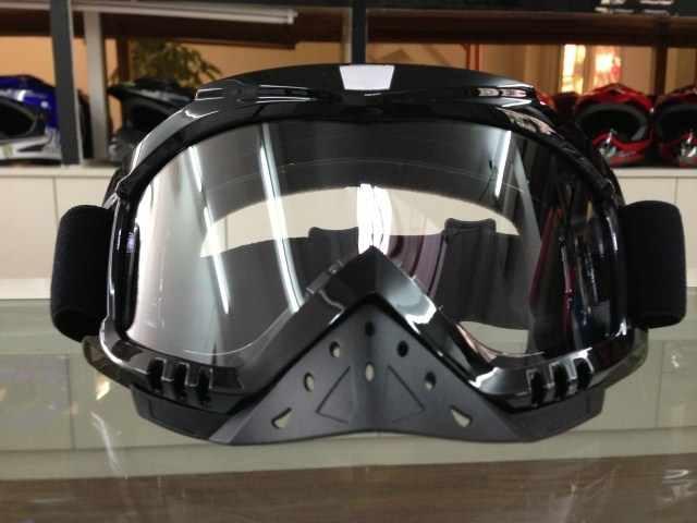 Бесплатная доставка персонализированные Off Road крест мотоциклетный шлем очки Motorcross катание на лыжах Снег очки зимой