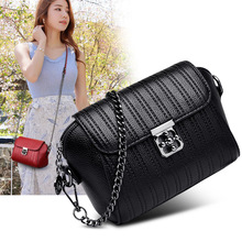 New Small Crossbody Bags for Women Messenger Bag Bolsas Luxury PU Leather Chain Shoulder Bags for Women Handbags 2019 все цены