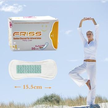 3Packs=90piece Anion Sanitary Napkin for daily use Anion Hygienic Pads for women napkin sanitary tampons Kill Bacteria anion pad