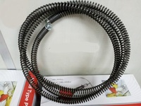 Sewer Snake 16mm Sewer Snake Machine Accessories Soft Shaft 16mm 2 5meter