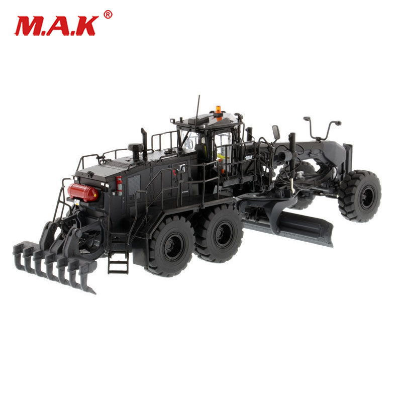 Collection Diecast 1/50 Scale1:50 18M3 Motor Grader Special Edition Black Version Excavator 85522 cuetec 2 pc special edition black