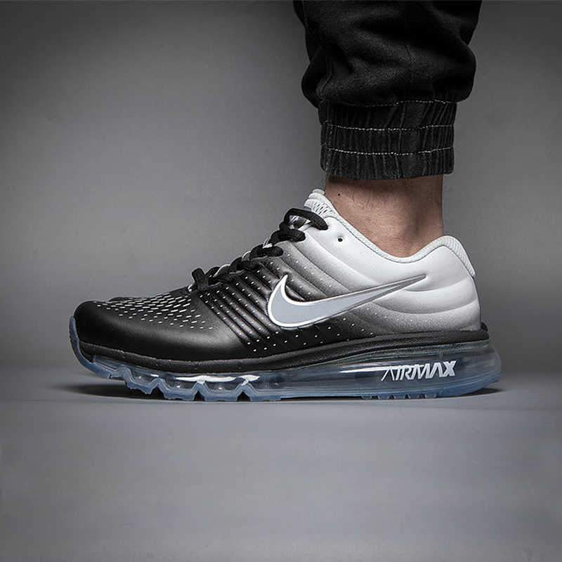 newest cde86 dbcf7 Nike AIR MAX Men's Running Shoes Sport Outdoor Sneakers Top Quality  Athletic Designer Footwear 2019 New Jogging 849559-010