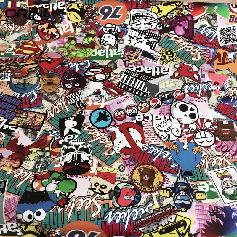 Sticker Bomb Film Vinyl-3