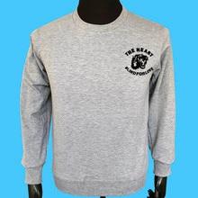 824ac07b2 Seestern العلامة التجارية ملابس الرجال هوديي الطباعة القلب أعمى ل الحب  إلكتروني النمر رئيس الخريف الشتاء الأزياء جديد القطن قمم