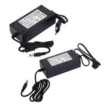 Adaptateur dalimentation universel 15V 5A ca à cc adaptateur dalimentation double convertisseur de câble pour fiche 5.5x2.1 2.5mm