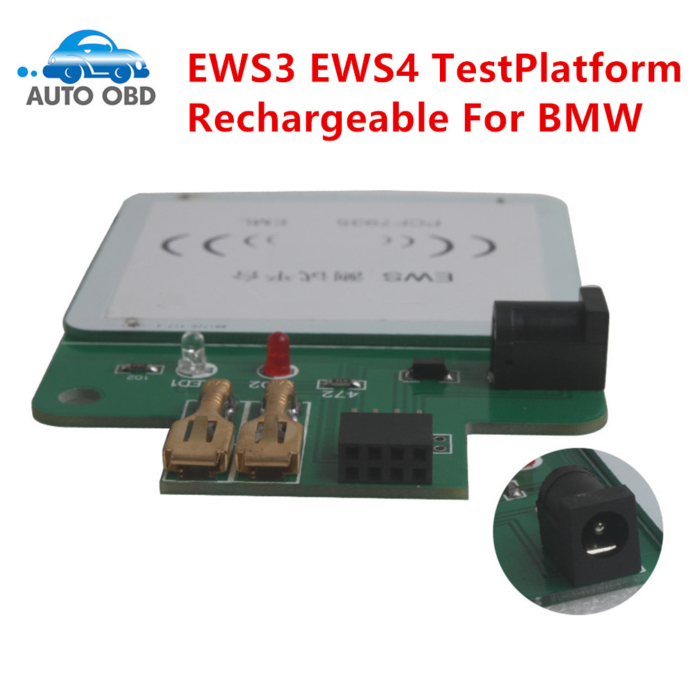 US $14 59 |WS3 EWS4 Test Platform Rechargeable For BMW & For Land Rover EWS  Test Platform High Quality with free shipping on Aliexpress com | Alibaba