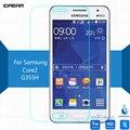 Для Samsung Galaxy core 2 duos G355H закаленное стекло-экран протектор 2.5 9 h Безопасности Защитную Пленку на core2 Sm-g3558 Sm-g3559