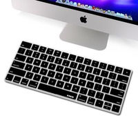 XSKN Brand Durable Soft Silicone Keyboard Cover Skin For Apple Magic Keyboard US Version
