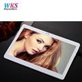 2017 El Más Nuevo M9 4G LTE Android 6.0 10.1 pulgadas tablet pc octa core 4 GB RAM 64 GB ROM IPS 5MP Tablets smartphone ordenador MT8752