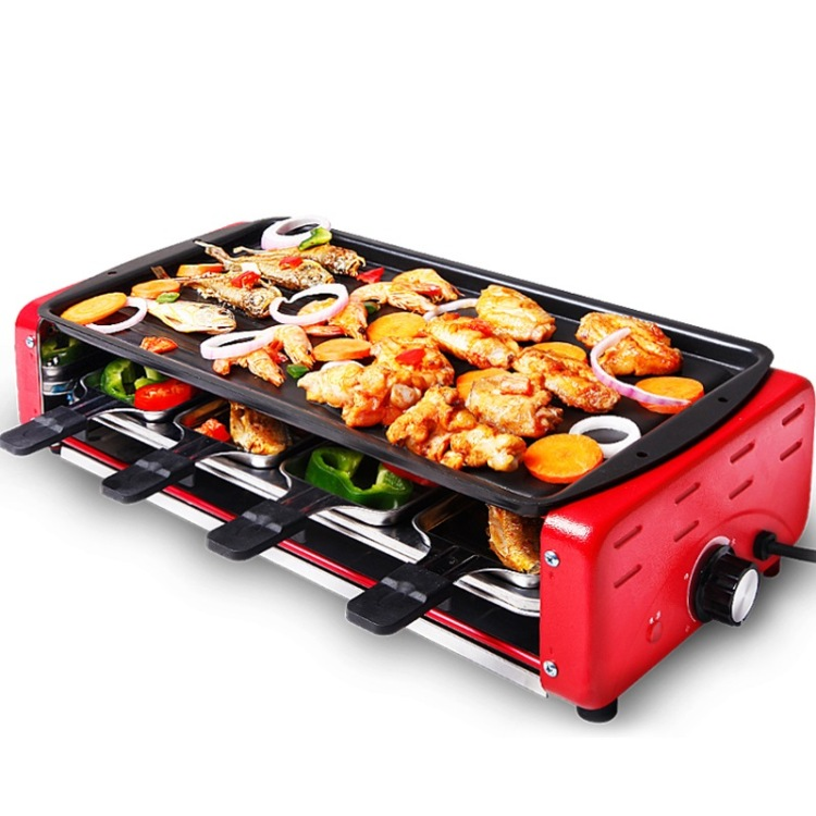 2016 Time-limited Direct Selling Infrared Gas Burner Environmental Health Household Smoke Electric Grill Kebab Machine Hotplate image