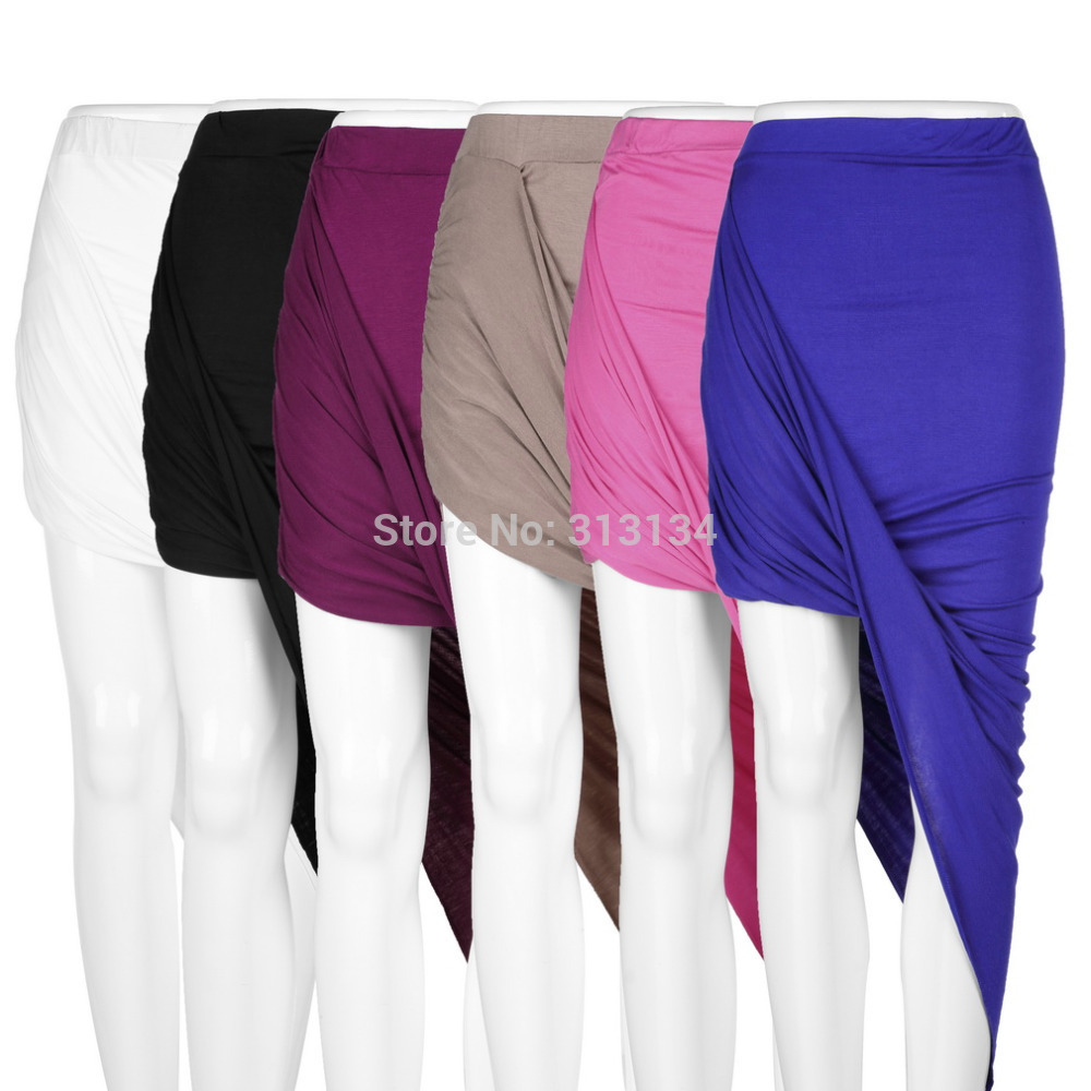 Wrap banded maxi skirt – New skirt this season blog