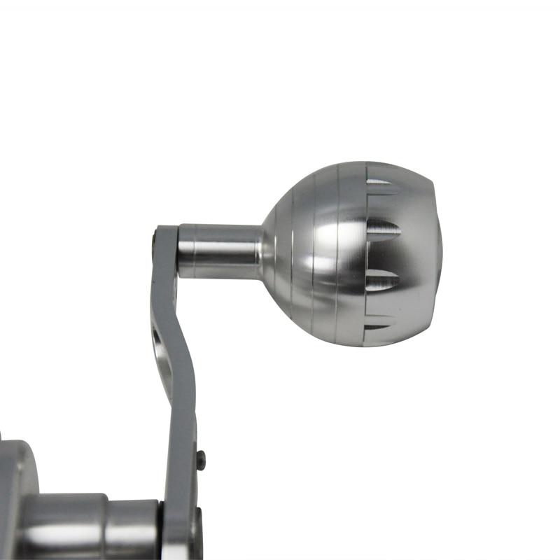 carretel de alumínio cnc usinado TA100-500 séries