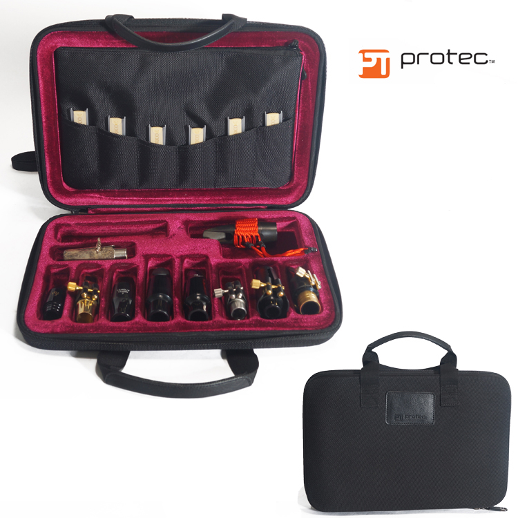 Protec Alto Saxophone Clarinet Mouthpiece Bag WMC10