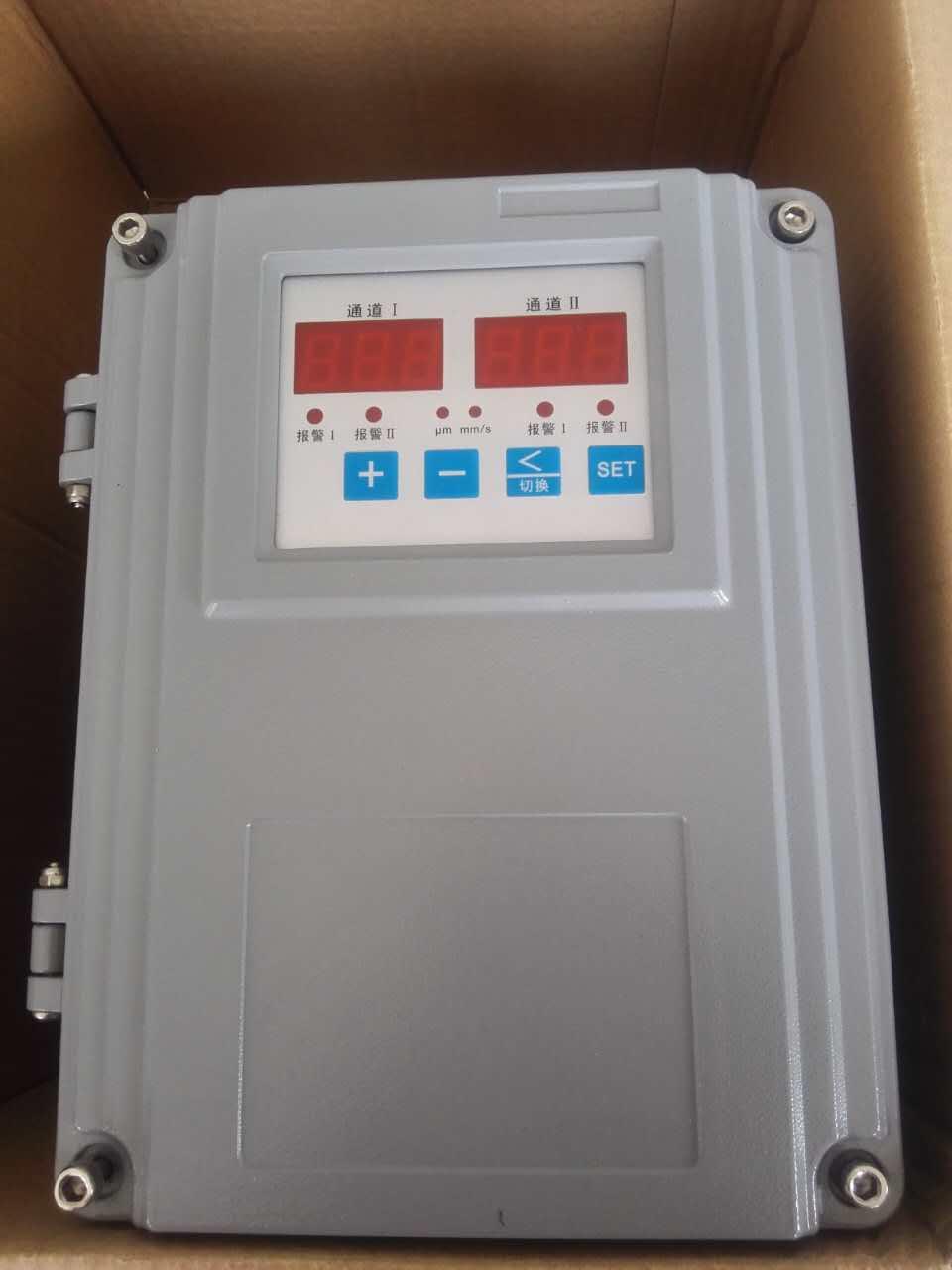 CZJ-B3G B4G TS-V-5HY-5V Wall-mounted Vibration Monitoring Protector Vibration Monitoring Instrument