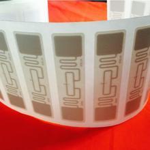 Sticker RFID 860-960mhz UHF Higgs-3 100pcs Aline 9662 Tag Label Adhesive-Tag Inlay