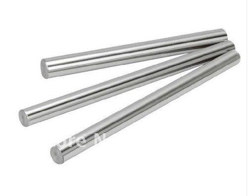 OD 13mm x 500mm Cylinder Liner Rail Linear Shaft Optical Axis 4pcs od 16mm x 800mm cylinder liner rail linear shaft optical axis