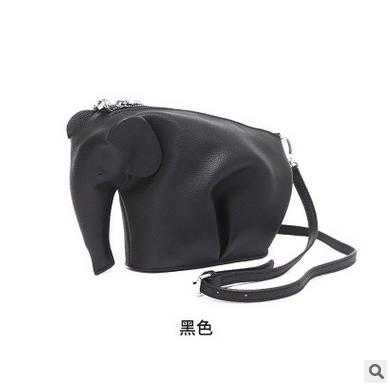 JudyFashion 2017 TOP Fashion Cute Animal Bag Women Real Leather/Genuine Leather  Bag Women purses Lady Clutch Factory sell Bolas