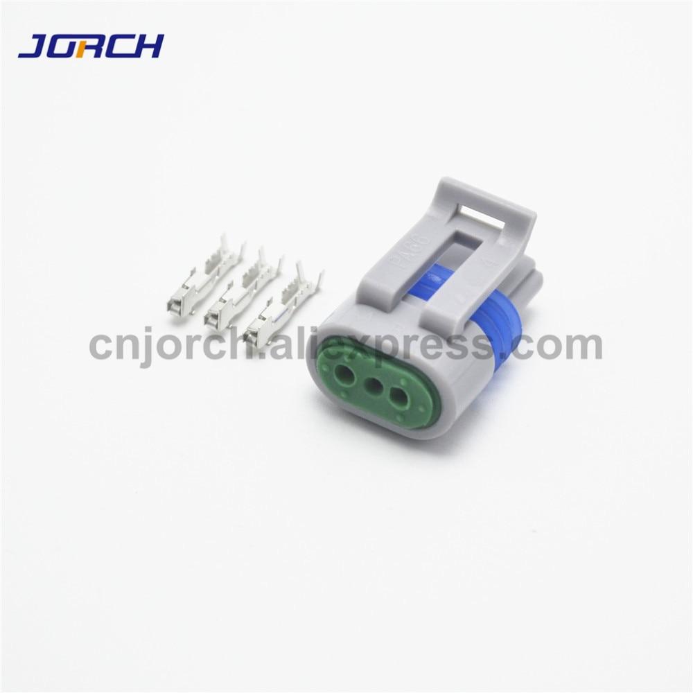 [SCHEMATICS_4CA]  3pin delphi plastic auto wiring harness waterproof injector connector  12162280 | eBay | Delphi Wiring Harness Connectors |  | eBay