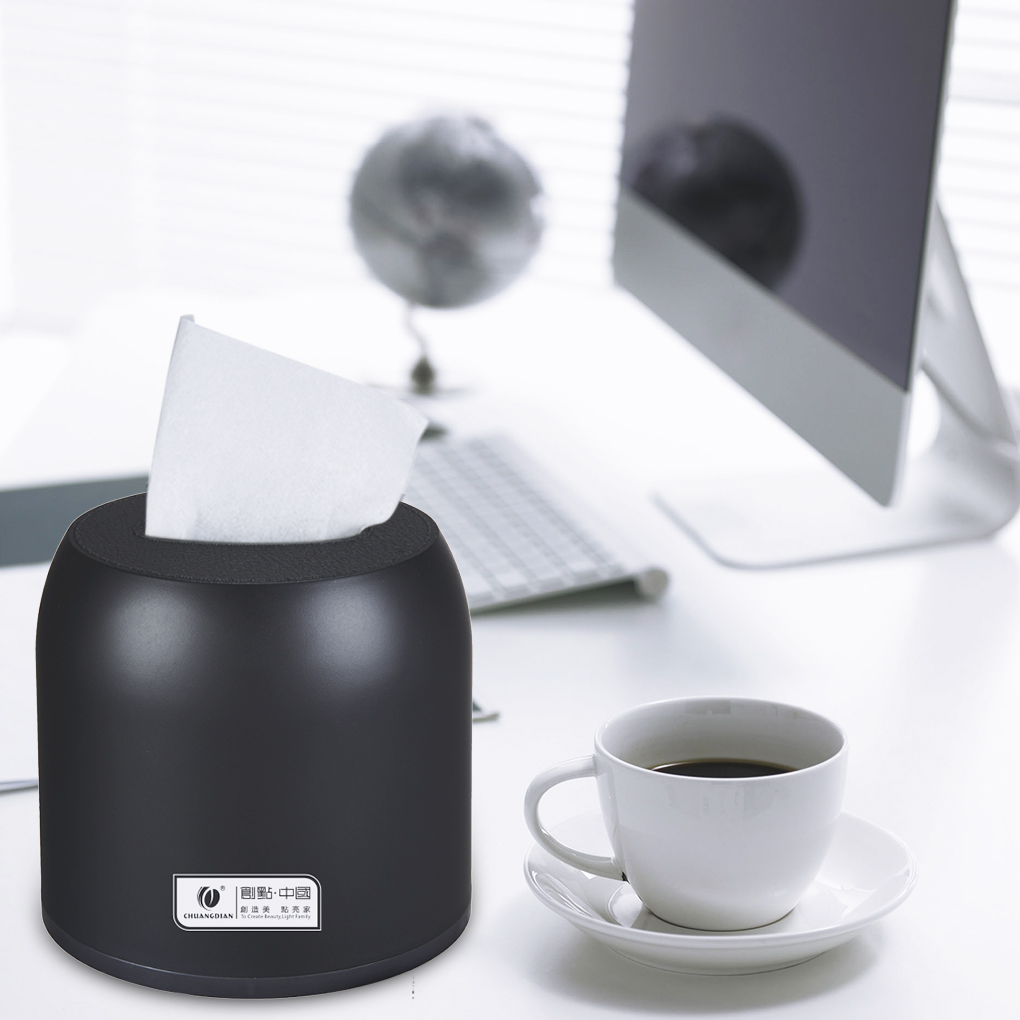 Brand New Tissue Box Holder Toilet Paper Dispenser Box ...