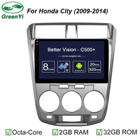 GreenYi 2GB RAM HD 1024 600 Octa Core Pure Android 6 0 Car Radio DVD Multimedia