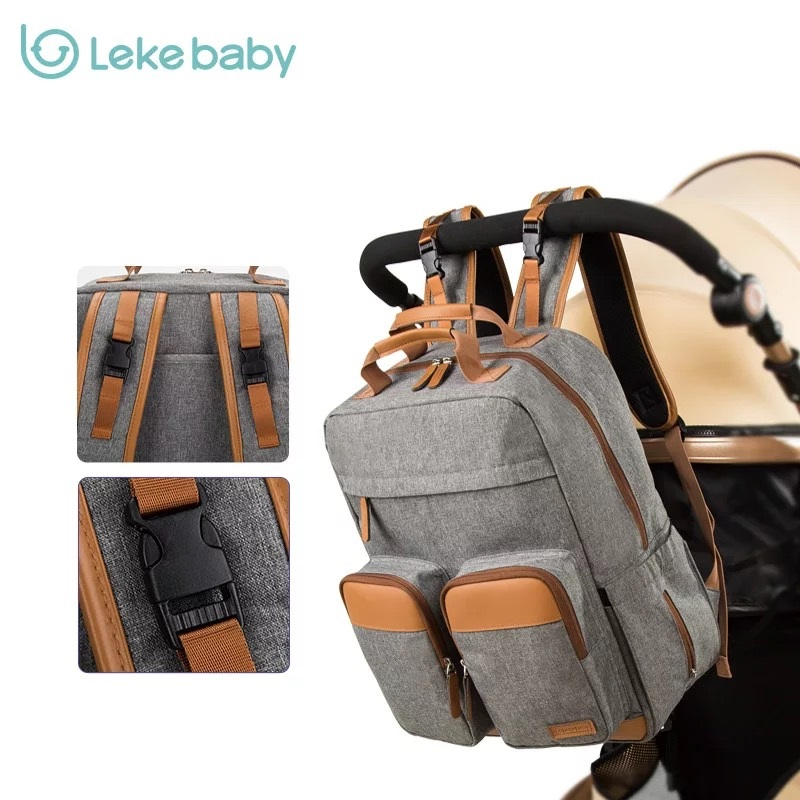 baby stroller organizer mummy mommy maternity wet diaper nappy Bag backpack changing Nursing mother bags bolsas para bebe1104ENG