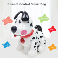 RC Robot Dog Electronic Pet Intelligent Dog Robot Toy Smart Wireless Talking Remote Control Educational Kids Gift For Birthday