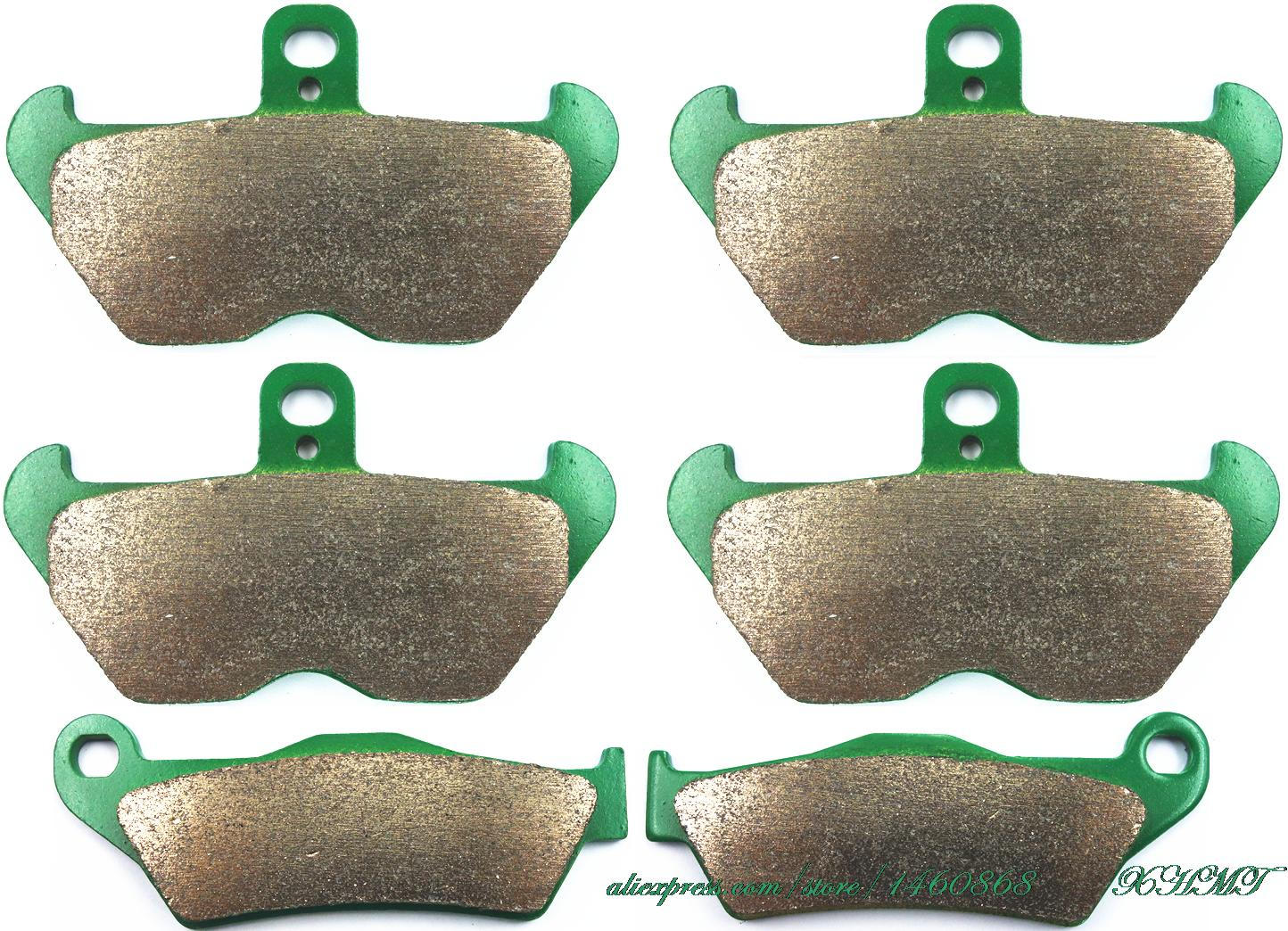 Brake Pads Set For Bmw R850c R850gs R 850 Gs C 1999 2000 / R1150gs R 1150 Gs 1998 - 2001 / R1200c R 1200 C 1997 - 2000
