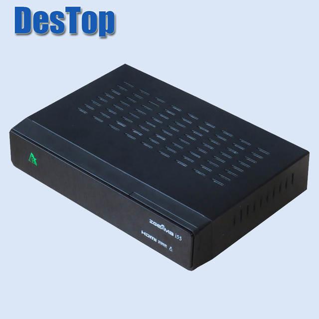 US $1246 0 |20pcs/lot Original Linux OS Enigma2 IPTV BOX ZGEMMA i55 CPU  BCM7362 Dual Core SAT IP BOX with High Performance-in Satellite TV Receiver