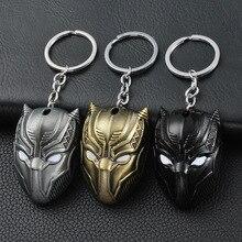 2019 NEW Marvel Avengers Thor's Hammer Mjolnir Keychain Captain America Shield Hulk Batman Mask KeyChain Keyrings Drop Wholesale