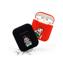 3D Cartoon Earphone Case for Airpods 2 Cover Soft Silicone Slim 1 Bag Protective Cases