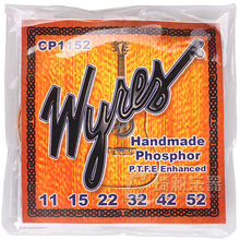Wyres CP1152 Phosphor Bronze PTFE Handmade Acoustic Guitar Strings, Made in Canada
