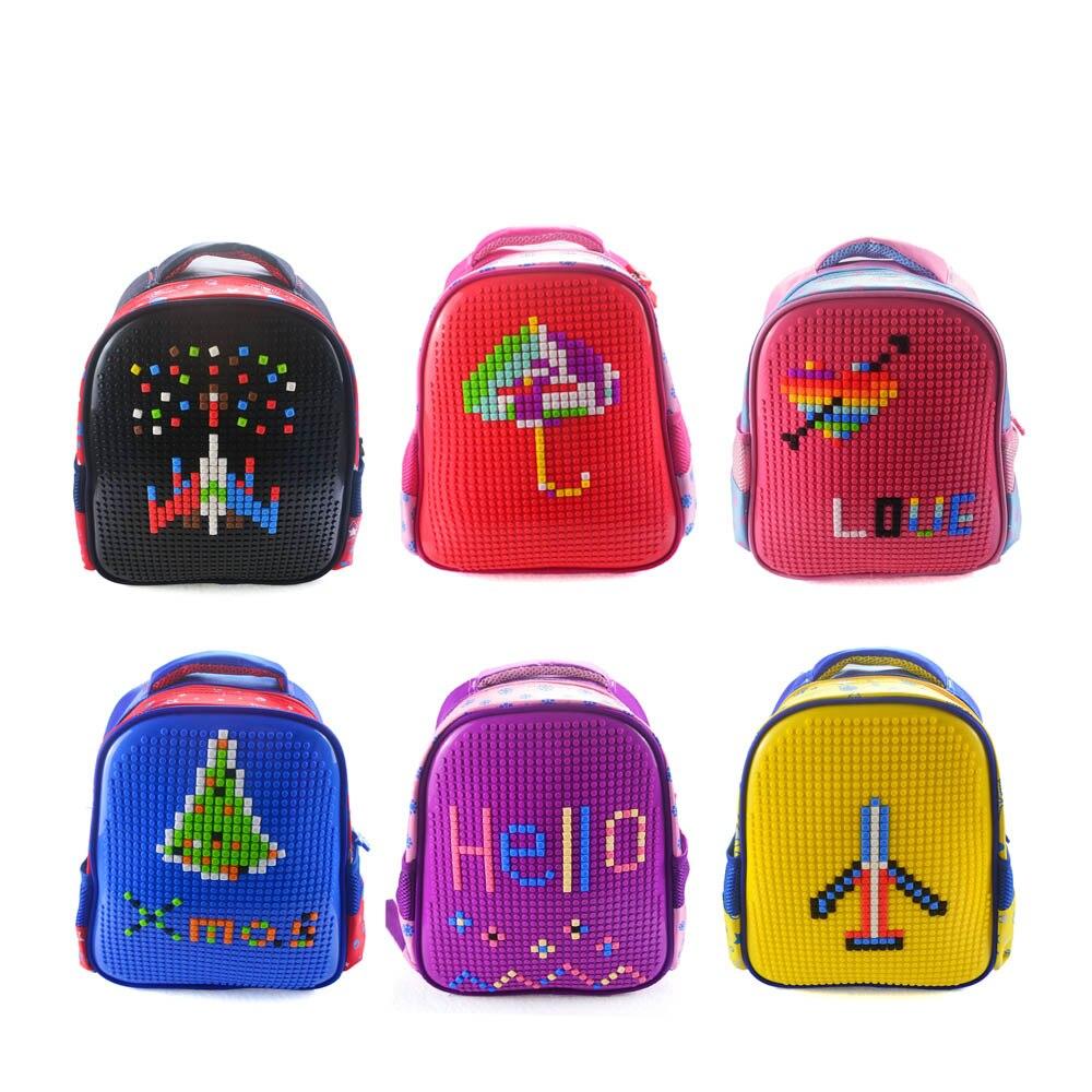 Baby Kids Schoolbag Cartoon Toddlers Early Education Bags Backpack Shoulder Gift
