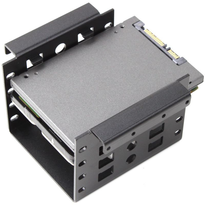 Aliexpress Com Internal 2 5 Hdd Rack Tray Less Mount Sata Ssd Bracket For Floppy E In The Desktop Free Shipping From Reliable