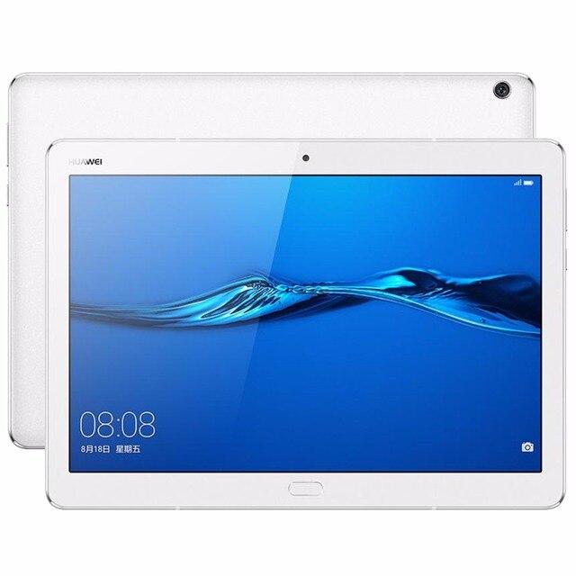 """10.1 """"оригинальный Huawei MediaPad M3 Lite 10 BAH-AL00 4 г Телефонный звонок 10.1 дюймов Планшеты Snapdragon 435 Octa core 3 ГБ 32 ГБ EMUI 5.1 GPS"""
