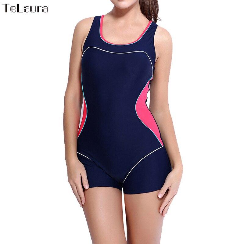 2017 Nuovo Costume Intero Costumi Da Bagno Donna Sport Sexy Backless Tute Costumi Da Bagno Costume Da Bagno Plus Size Swimwear Swimming Suit
